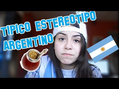 El estereotipo argentino