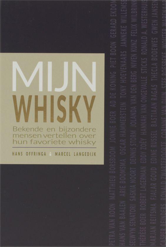 In Mijn whisky komen whiskyliefhebbers van diverse pluimage aan het woord. Ze vertellen Marcel Langedijk over hun passie voor de drank en hun eerste kennismaking ermee. Whiskyspecialist Hans Offringa voorziet elk verhaal van achtergrond over de besproken whisky, de distilleerderij en andere wetenswaardigheden.