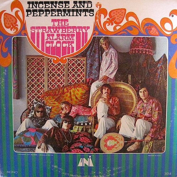 Strawberry Alarm Clock – Incense And Peppermints Album 1967 ...