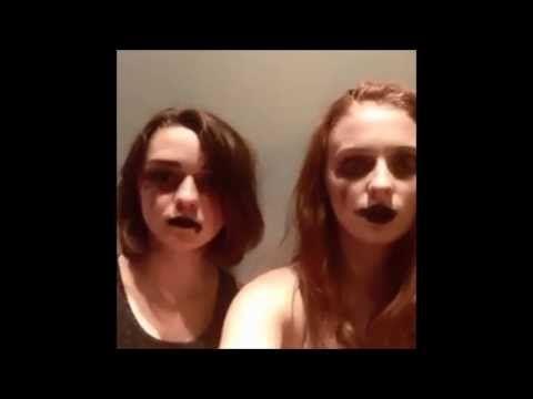 Sophie Turner & Maisie Williams - Vine Compilation - YouTube