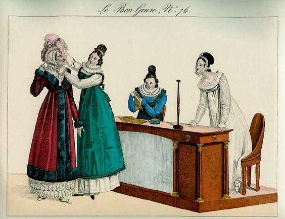 Bon Genre 1817