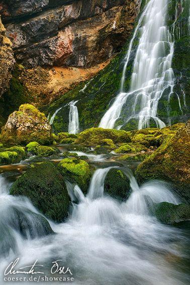 Gollinger Wasserfall, Austria