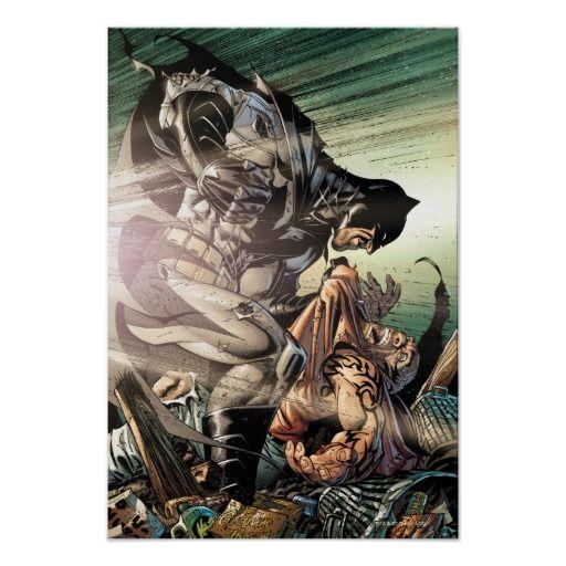 Batman Vol 2 #18 Cover Poster
