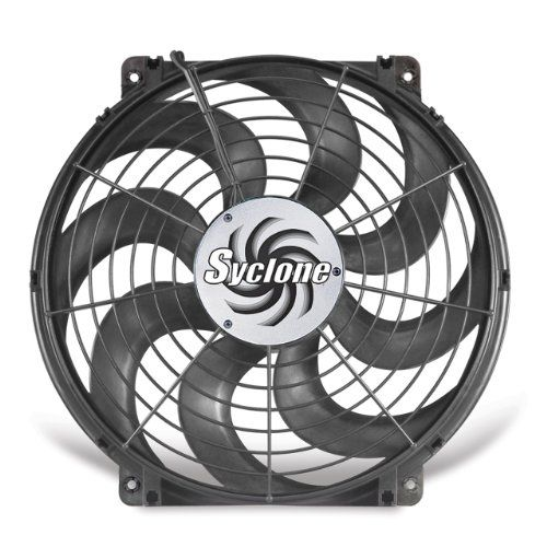 Flex A Lite 398 Syclone Black 16 S Blade Reversible Electric Fan