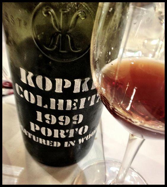 El Alma del Vino.: Porto Kopke Colheita 1999.