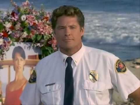 Baywatch - Chance of The Lifetime S7 Ep13.Part 5.  Stephanie's funeral.