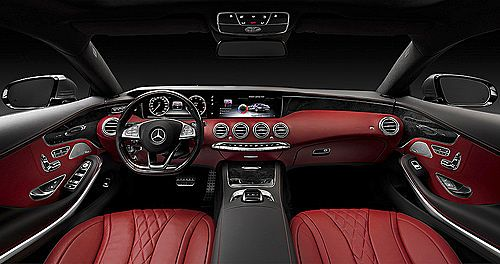 2015 Mercedes-Benz S-Class Coupe - The Grand Master - SpitFireHipHop.com |
