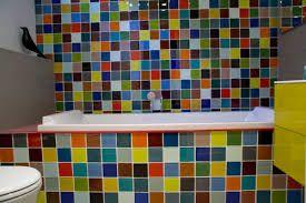 Resultado de imagen de composicion de azulejos de colores