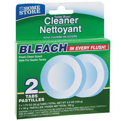 The Home Store Bleach Toilet Cleaner Tabs 1 75 Oz Boxes Bathroom Cleaning Supplies Toilet Cleaner Bathroom Cleaning