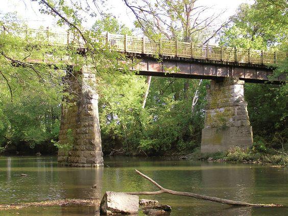 Little sac river bridge by og