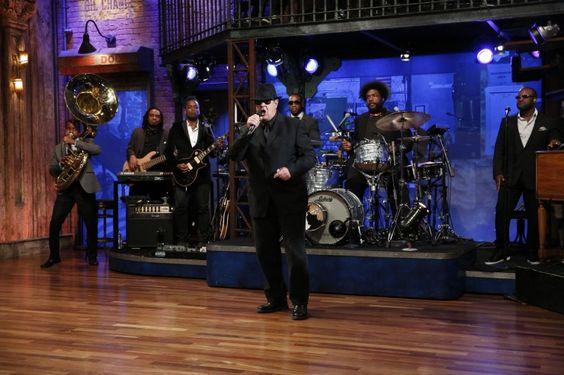 Dan Aykroyd And The Roots | GRAMMY.com