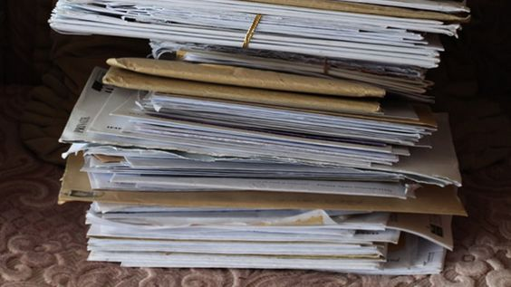 How Do I Organize My Piles of Paper Into Something Manageable?