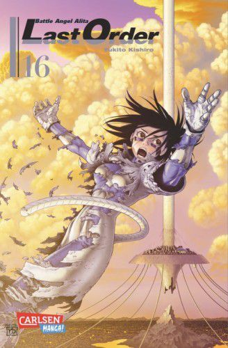 battle angel alita last order | Comicshop.de - Battle Angel Alita - Last Order 16