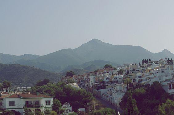 ESPAÑA - Nerja by alicepheebs, via Flickr