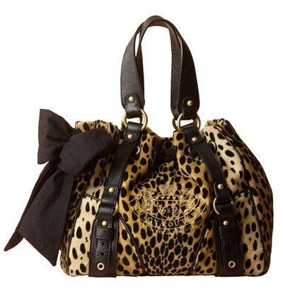 2016 juicy couture | Sac à main JUICY COUTURE en cuir - Catalogue - 169941 - Be.com