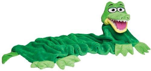 CuddleUppets Kuscheldecke Krokodil