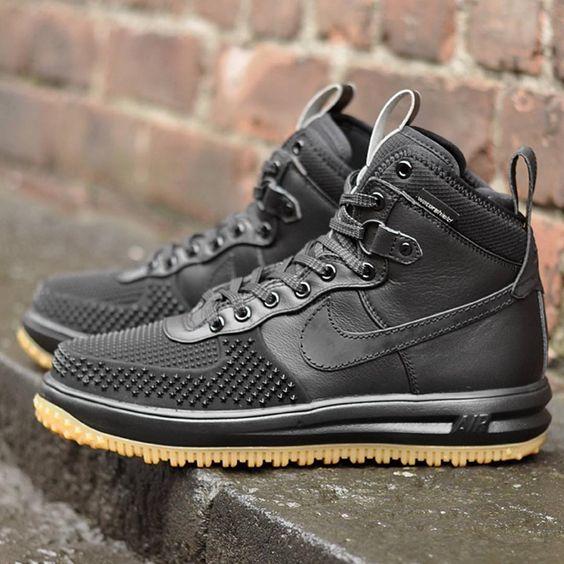 ... Nike Lunar Force 1 Duckboot Nike Pinterest Nike lunar, Nike sportswear  and Sportswear ...