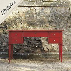Bouclier Desk - Love the color.