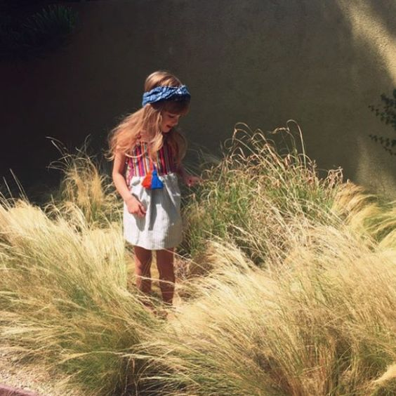 Endless Summer featuring The Kids Jumper in Circus Stripes