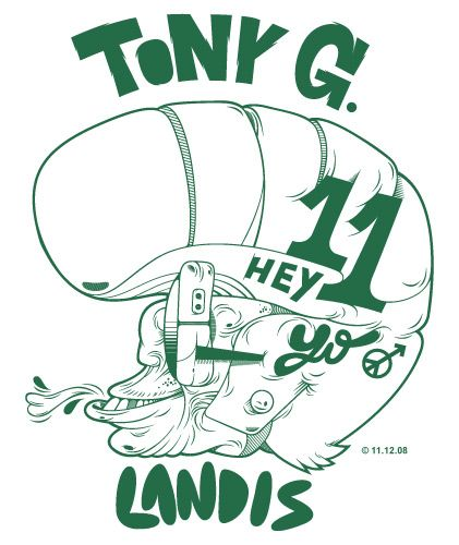 Hellofreaks - Tony G. Landis