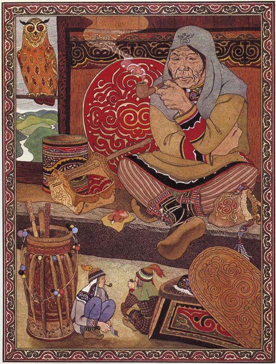 Gennady Pavlishin, Tales of the Amur: