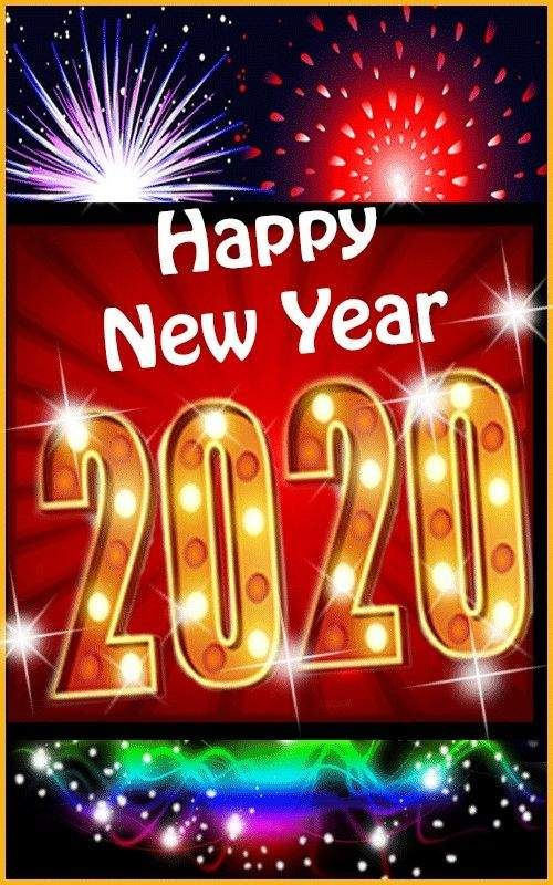 New Year Wallpapers For Iphone 2020 Happy New Year Images Happy New Year Greetings Happy New Year Pictures