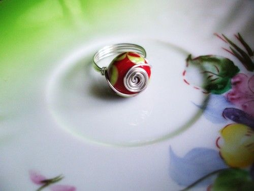 A great idea for all those lampwork beads!
