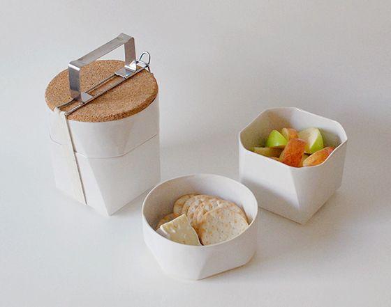 tiffin lunch kit.