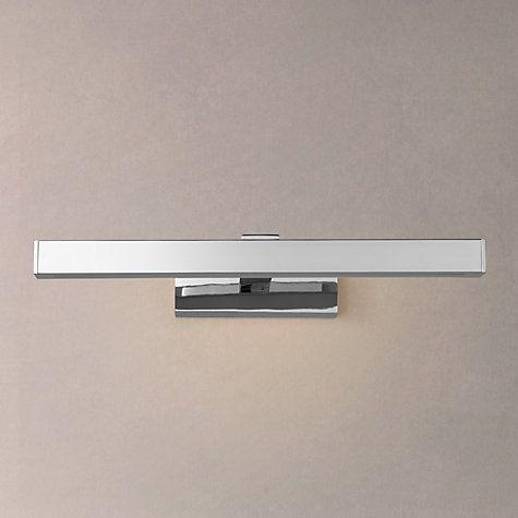 buy astro kashimo over mirror led bathroom light online at johnlewiscom bathroom lighting over mirror