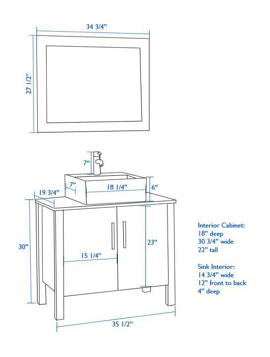 Plan Your Bathroom By The Most Suitable Dimensions Guide Engineering Discoveries In 2021 Bathroom Dimensions Vessel Sink Bathroom Vanity Bathroom Floor Plans How tall are bathroom vanities