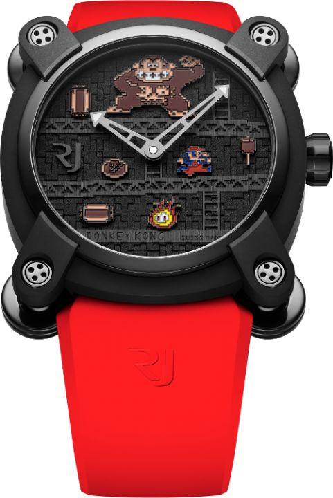 Romain Jerome Super Mario Bros. RJ X Donkey Kong