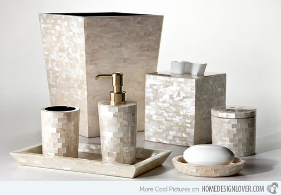 The philippines design and white agate on pinterest for Bathroom accessories philippines