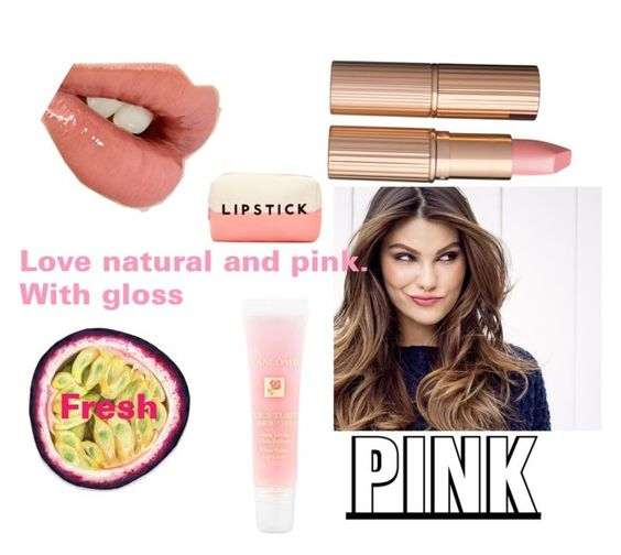 """Love natural look "" by marycam-1 ❤ liked on Polyvore featuring beauty, ULTA, Charlotte Tilbury, Lancôme and Forever 21"
