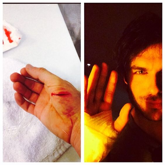 Ian Somerhalder - 10/06/14 - Miami this morning... Shanghai this evening... Owwwwww http://instagram.com/p/pEicixqJ04/ - Twitter & Instagram Pictures