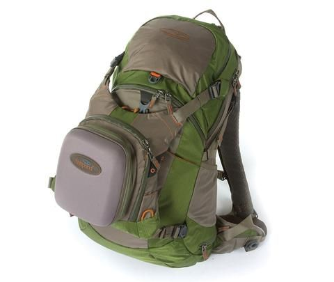 SHIPPING NEW FISHPOND BITCH CREEK FLY FISHING BACKPACK WITH CHESTPACK FREE U.S