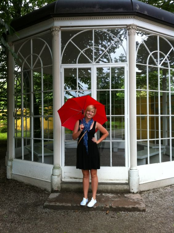 I want to go here! At the Sound of Music Gazebo in Salzburg