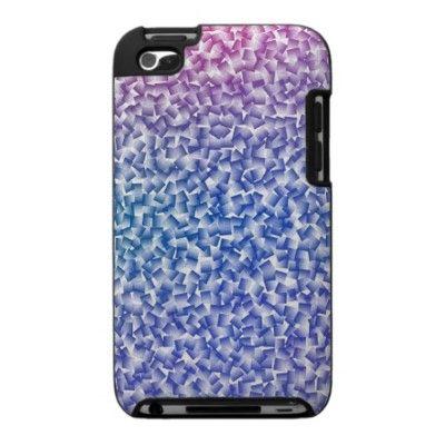 iPod Touch Speck Cases - White Metallic Plasma by MetallicPlasmaDesign.  $44.95