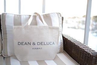 楽天市場 ハワイ限定 Dean Deluca Hawaii ディーン デルーカ メッシュ Lサイズ Large ラージ ホワイト エコバック ビーチ バック アウトドア 海外 海外輸入 雑貨 Pua Hawaii 2020 ハワイ デルーカ 輸入