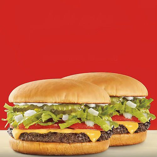 Today Only Sonic 1 2 Price Cheeseburgers Sonic Dealsplus Cheeseburger Food Coupon Food
