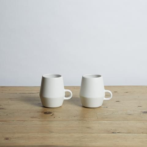 Mato Cups Set Of Two Cup Ceramics Coffee Lover