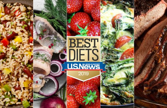 U.S. News evaluated and ranked 41 diets with input from a panel of health experts. To be top-rated, ... - (Getty Images)