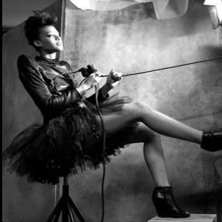 Photo black&white  Fashion
