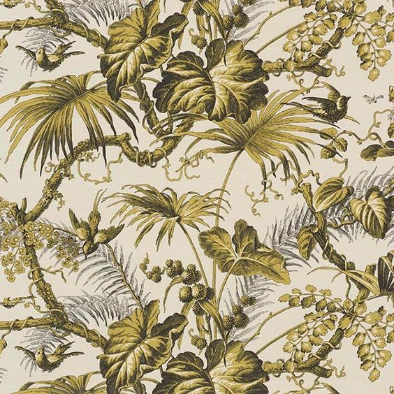 #wallpaper #laperouse #Braquenié #interiors #homedecor