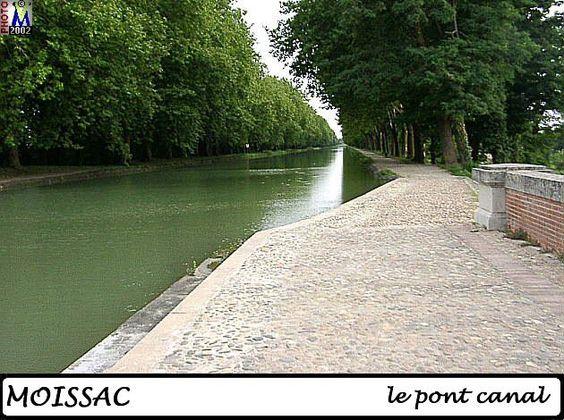 MOISSAC - Tarn et Garonne