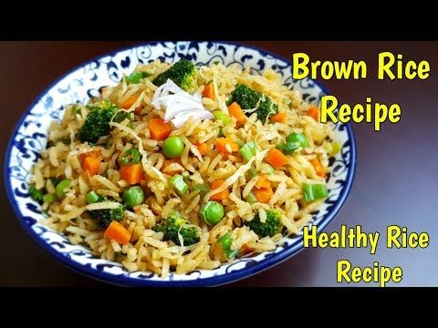 weight loss rice meals