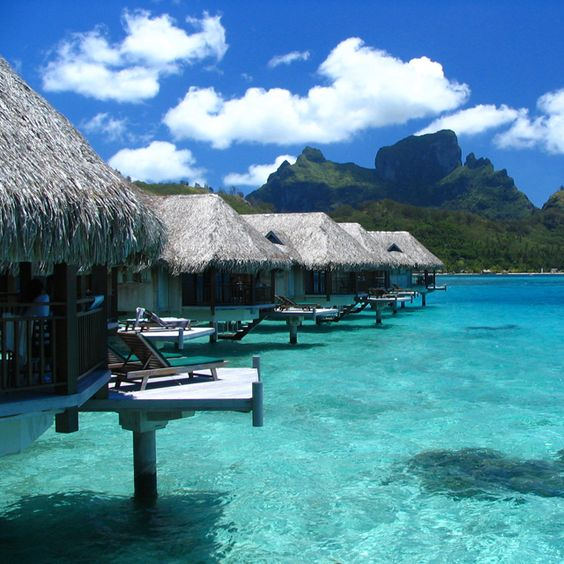 Sofitel Marara Beach Resort @ Bora Bora