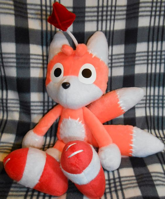 Hey, I found this really awesome Etsy listing at https://www.etsy.com/listing/163772520/tails-doll-plushie-sonic-x-r-adventure
