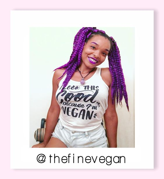 vegans of color soyvirgo.com | thefinevegan on instagram