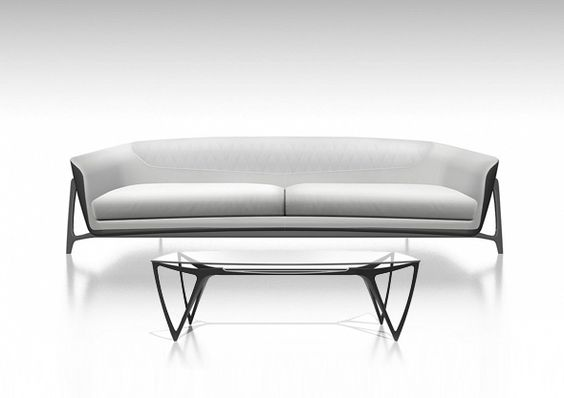Mercedes-Benz modern furniture collection.
