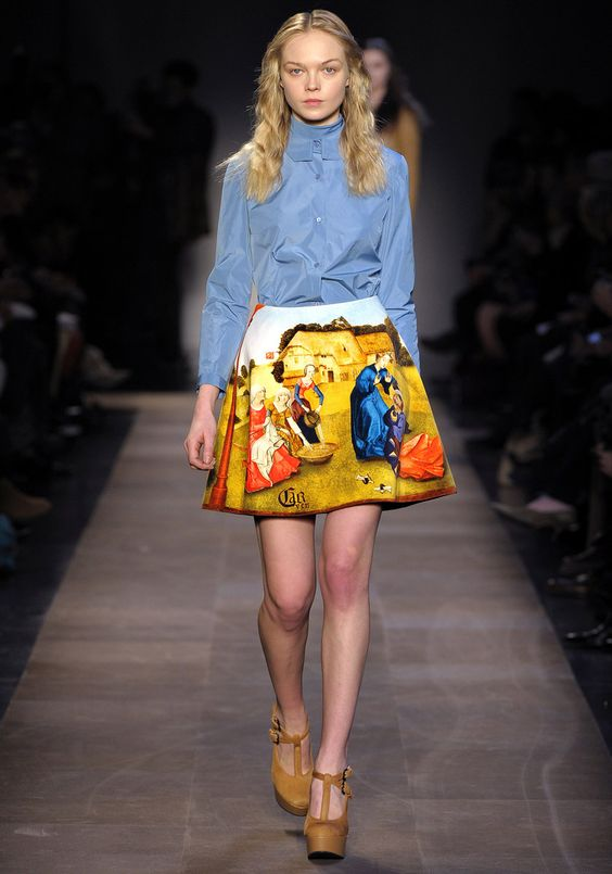 fashionAlist: Carven Fall 2012